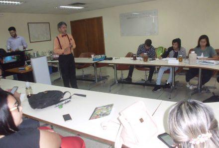 Fidel Barrios inició ciclo de cursos de coctelería en la Cámara de Comercio