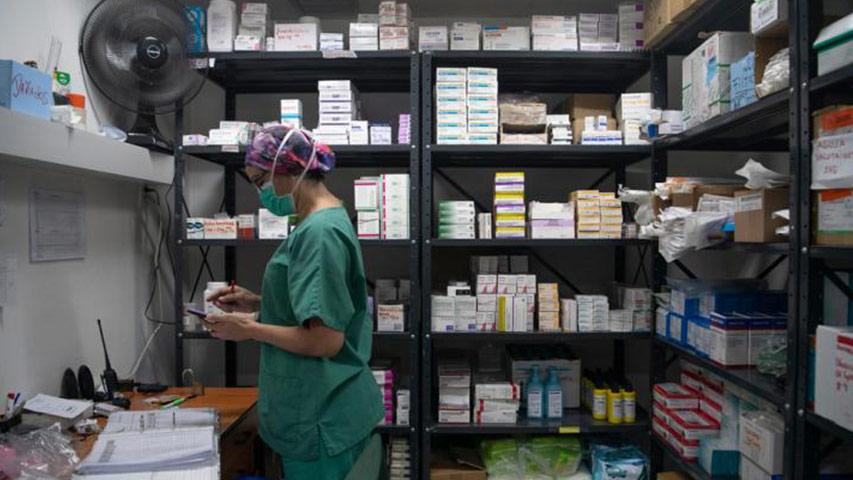 Sector farmacia afirma que hay medicamentos para pacientes covid